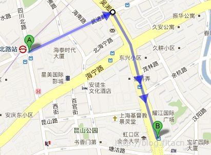 上海吴淞路耀江国际广场